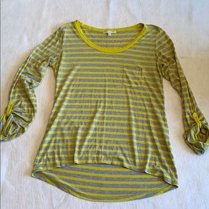 Anthropologie Louise etc Charlotte striped top
